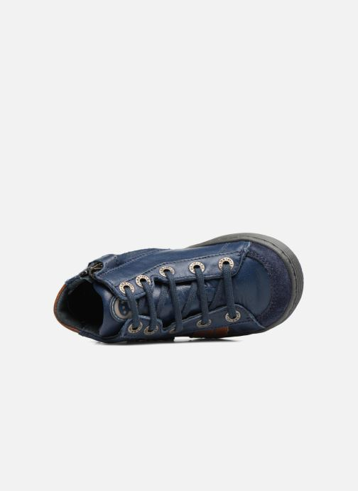 Sneakers Little Mary Cooper Blauw links