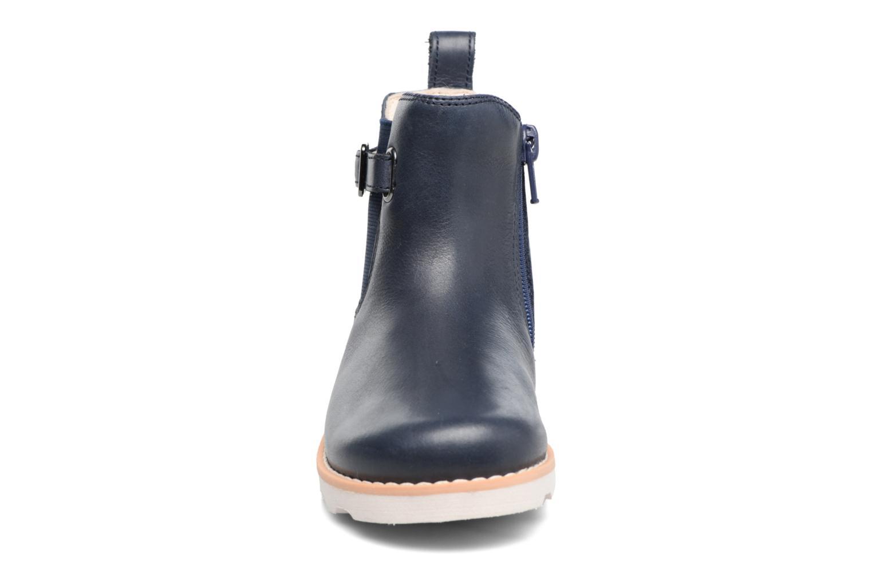 Boots en enkellaarsjes Clarks Crown Art Inf Blauw model