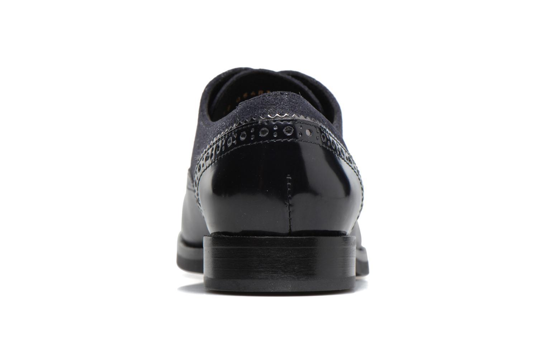Chaussures à lacets Geox D Promethea A D54R3A Bleu vue droite