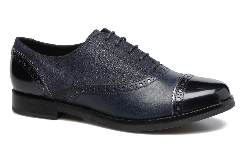 Chaussures à lacets Geox D Promethea A D54R3A Bleu vue détail/paire