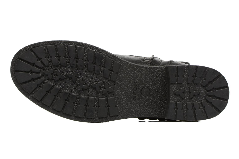 Boots en enkellaarsjes Geox D New Virna E D7451E Zwart boven