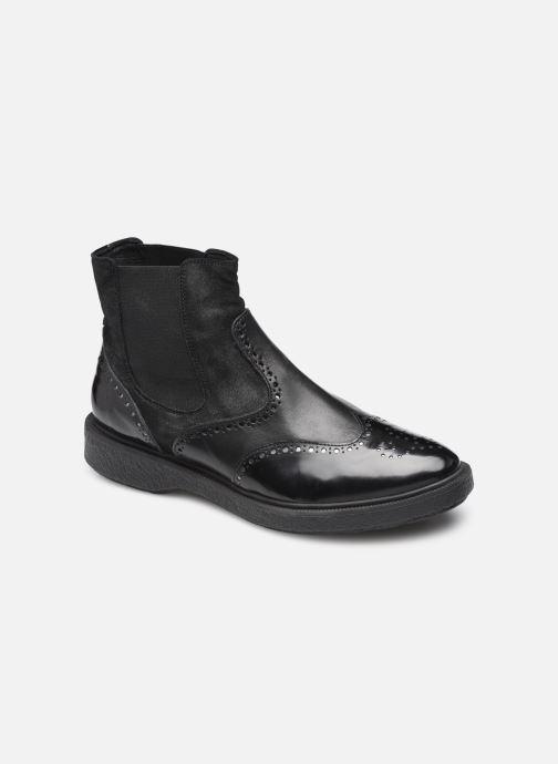 Stiefeletten & Boots Geox D Prestyn D D745WD schwarz detaillierte ansicht/modell