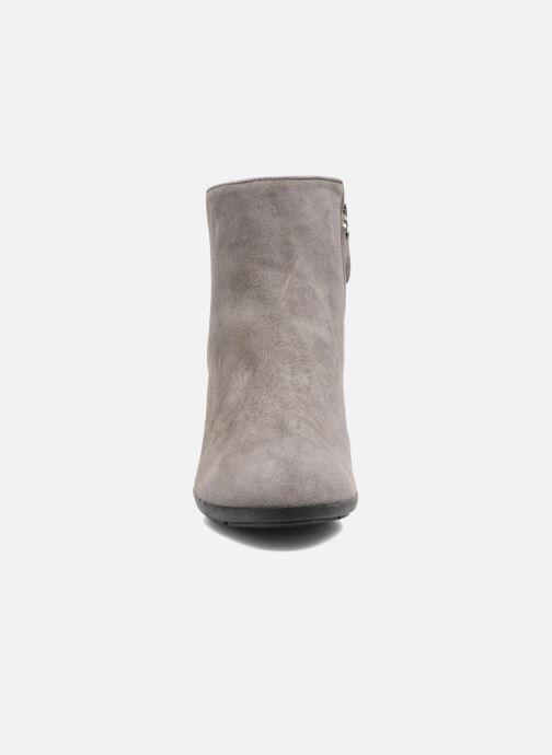 Stiefeletten Inspirat amp; D745zc Boots Geox 306300 wed grau C D UqwYP