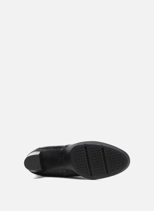 Laarzen Geox D Inspirat.Pl.B D746AB Zwart boven