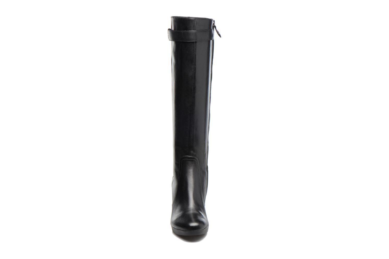 Bottes Geox D Inspirat.Pl.B D746AB Noir vue portées chaussures