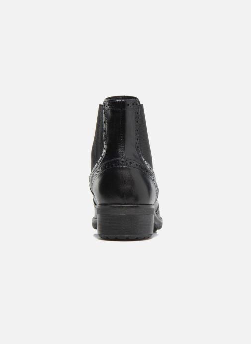 Geox D Ettiene B D746BB (Noir) Bottines et boots chez