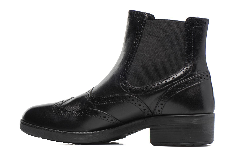 Geox D Ettiene B B B D746BB (Noir) Bottines et boots chez