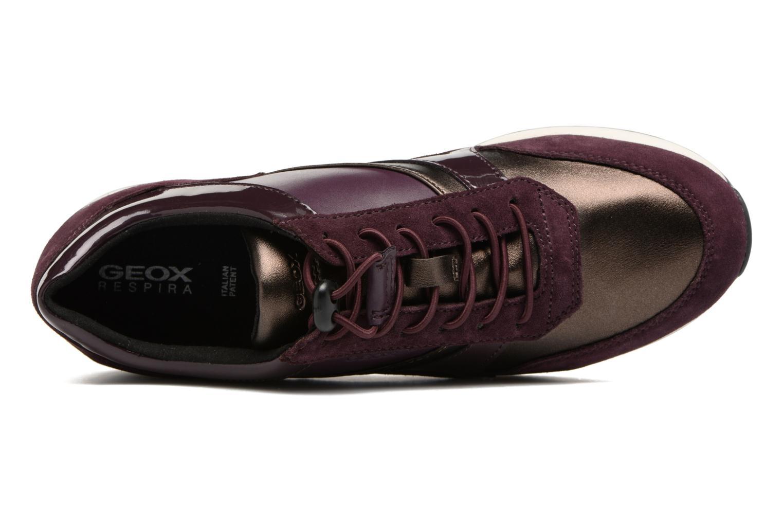 Sneakers Geox D Deynna E D746FE Paars links