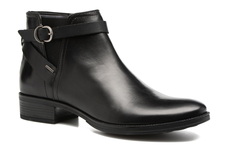 Bottines et boots Geox D Mendi Np Abx D D746SD Noir vue détail/paire