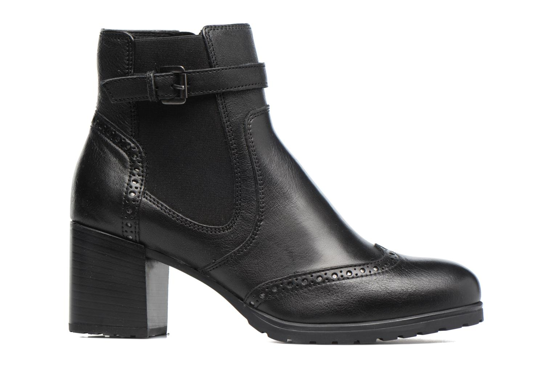 Bottines et boots Geox D New Lise C D746VC Noir vue derrière