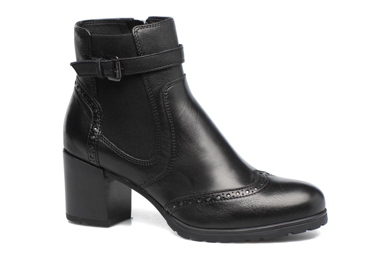 Bottines et boots Geox D New Lise C D746VC Noir vue détail/paire