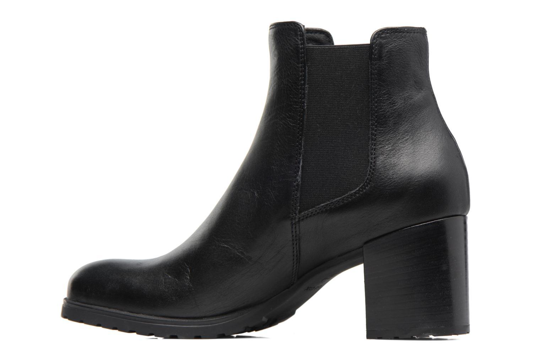 Bottines et boots Geox D New Lise D D746VD Noir vue face