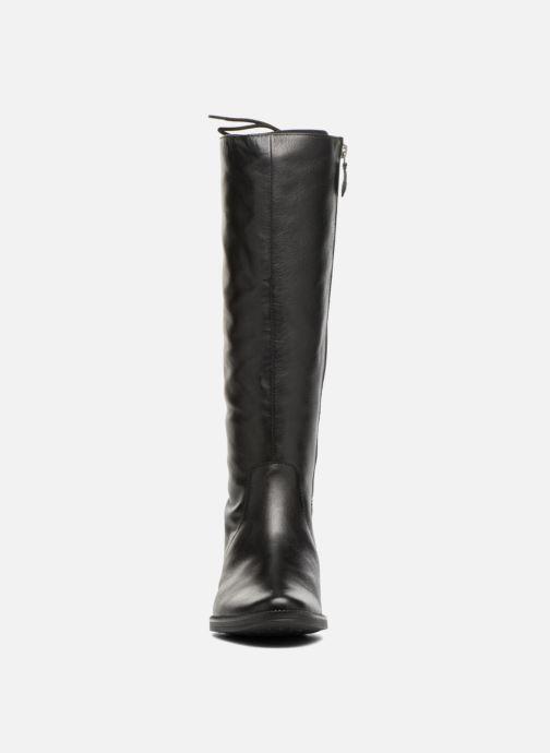 Laarzen Geox D Mendi St B D7490B Zwart model