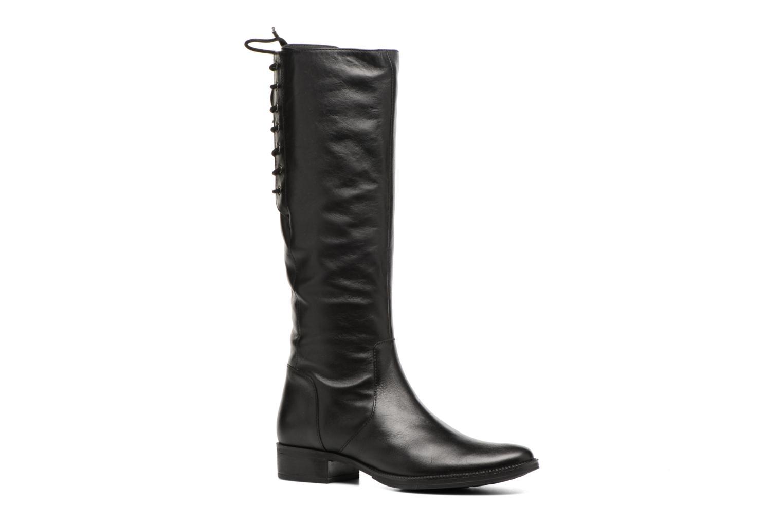 Nuevo zapatos Geox D Mendi - St B D7490B (Negro) - Mendi Botas en Más cómodo 7697fd