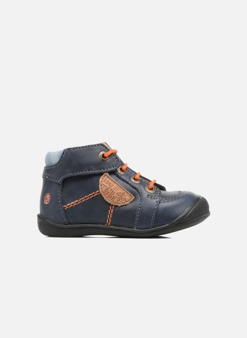 Ankle boots GBB Racine Blue back view