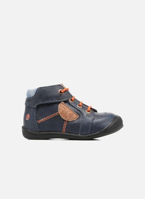 Boots en enkellaarsjes GBB Racine Blauw achterkant