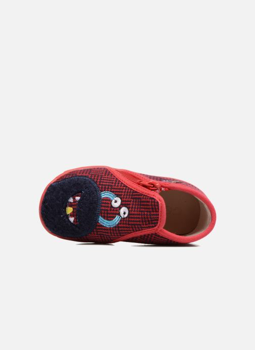 Pantoffels GBB Paco Rood links