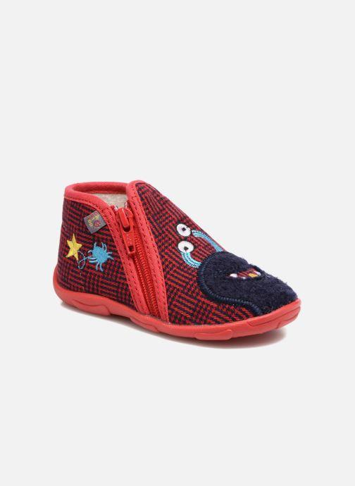Pantofole GBB Paco Rosso vedi dettaglio/paio