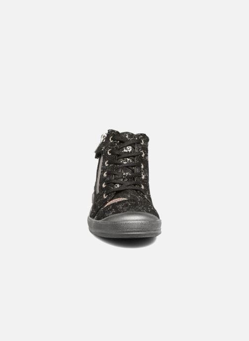 Baskets GBB Destiny Noir vue portées chaussures