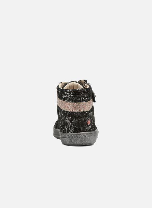 Sneakers GBB Destiny Nero immagine destra