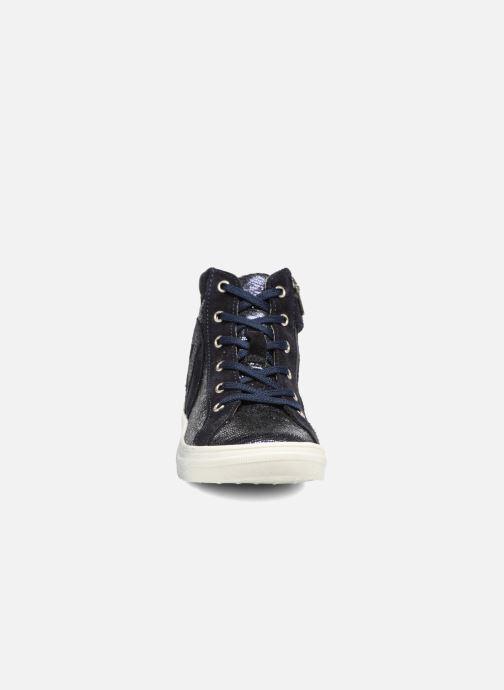 Baskets GBB Marta Bleu vue portées chaussures