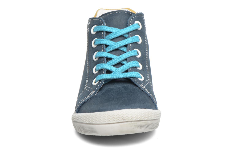 Bottines et boots Babybotte Footing Vert vue portées chaussures