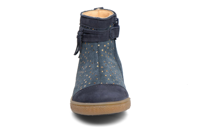 Stiefeletten & Boots Babybotte Ambalada blau schuhe getragen
