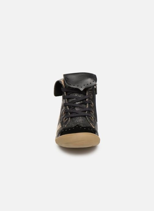 Ankle boots Babybotte Actriss Black model view