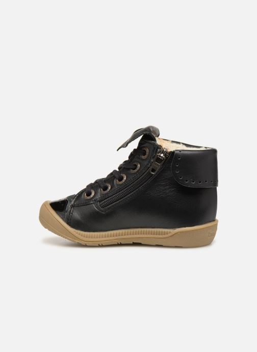 Ankle boots Babybotte Actriss Black front view