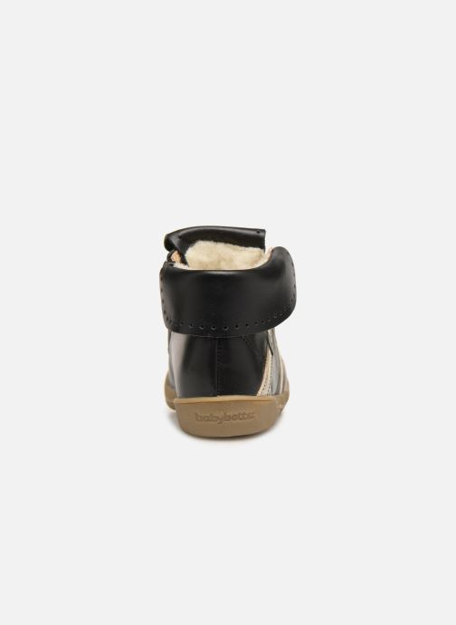 Ankle boots Babybotte Actriss Black view from the right