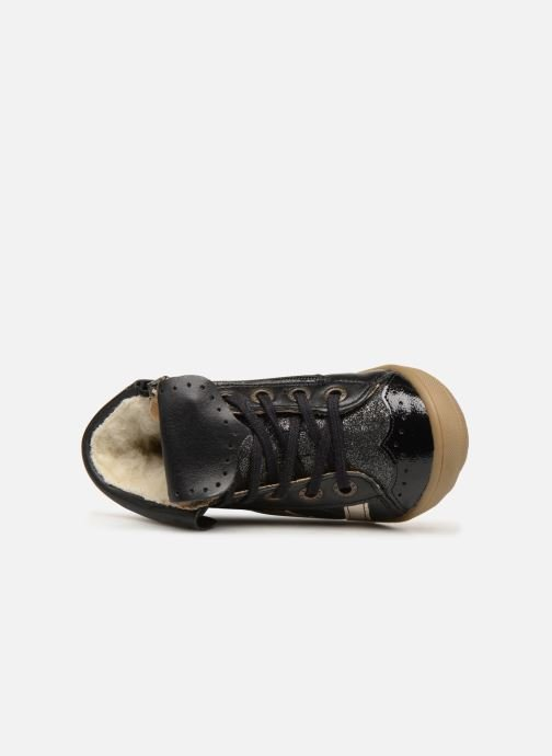 Ankle boots Babybotte Actriss Black view from the left