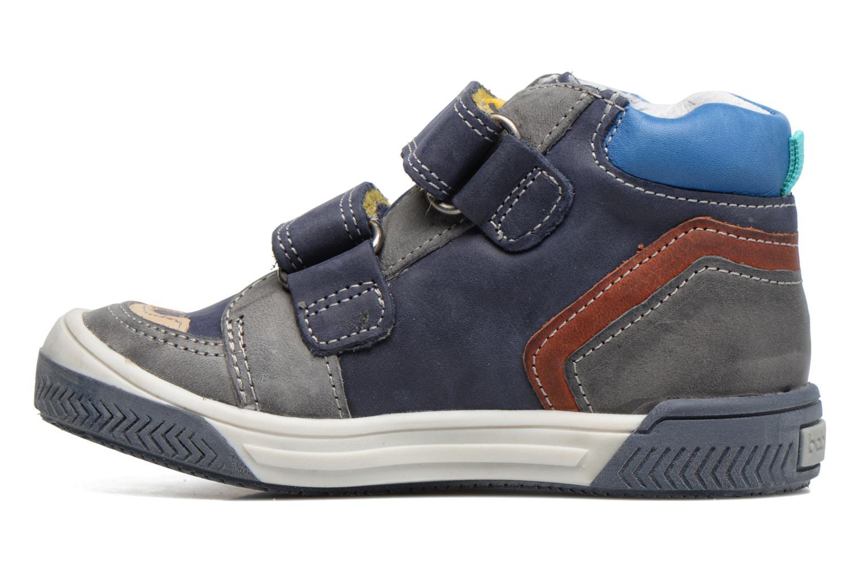 Sneaker Babybotte Atol grau ansicht von vorne
