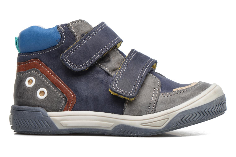 Sneaker Babybotte Atol grau ansicht von hinten