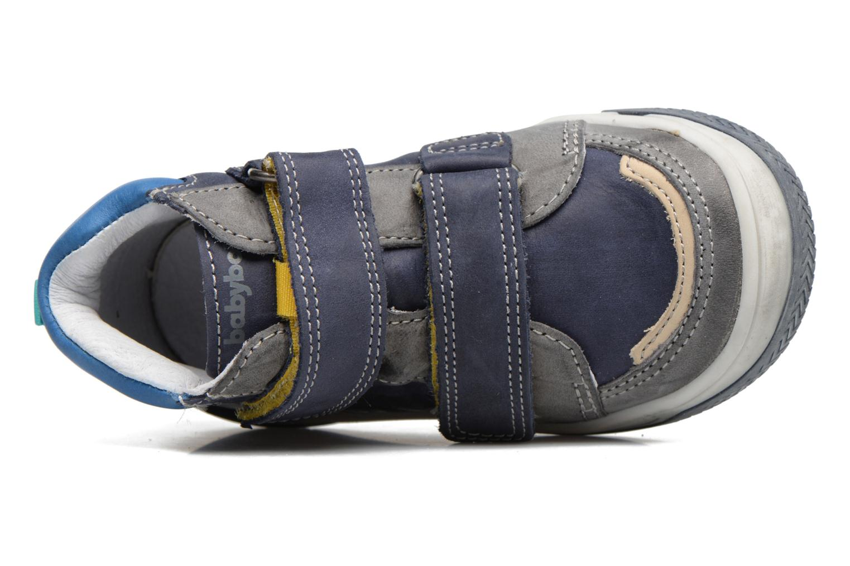Sneaker Babybotte Atol grau ansicht von links