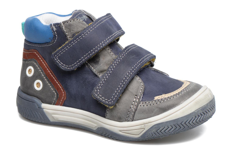 Sneakers Babybotte Atol Grijs detail