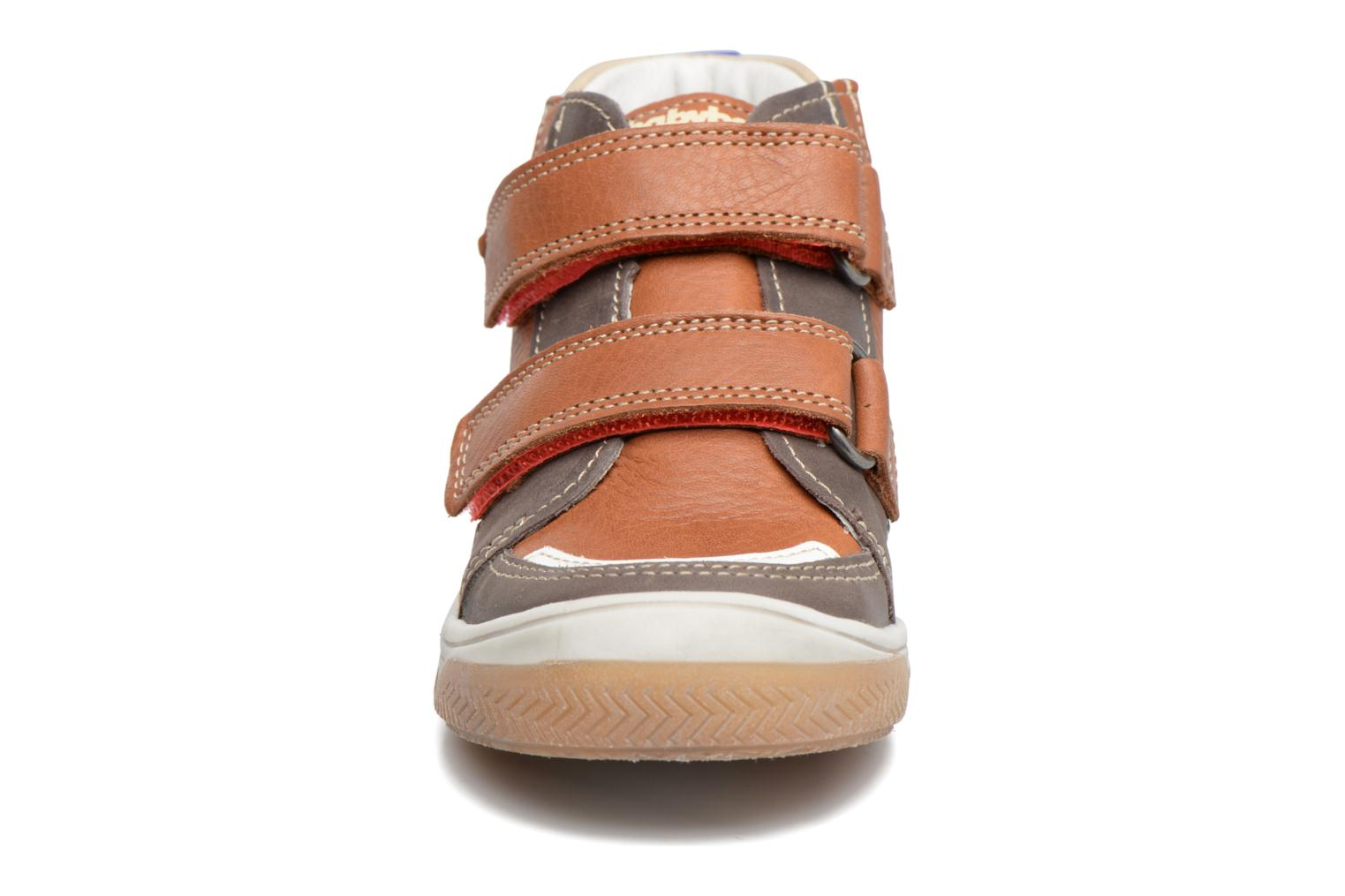 Trainers Babybotte Atol Brown model view