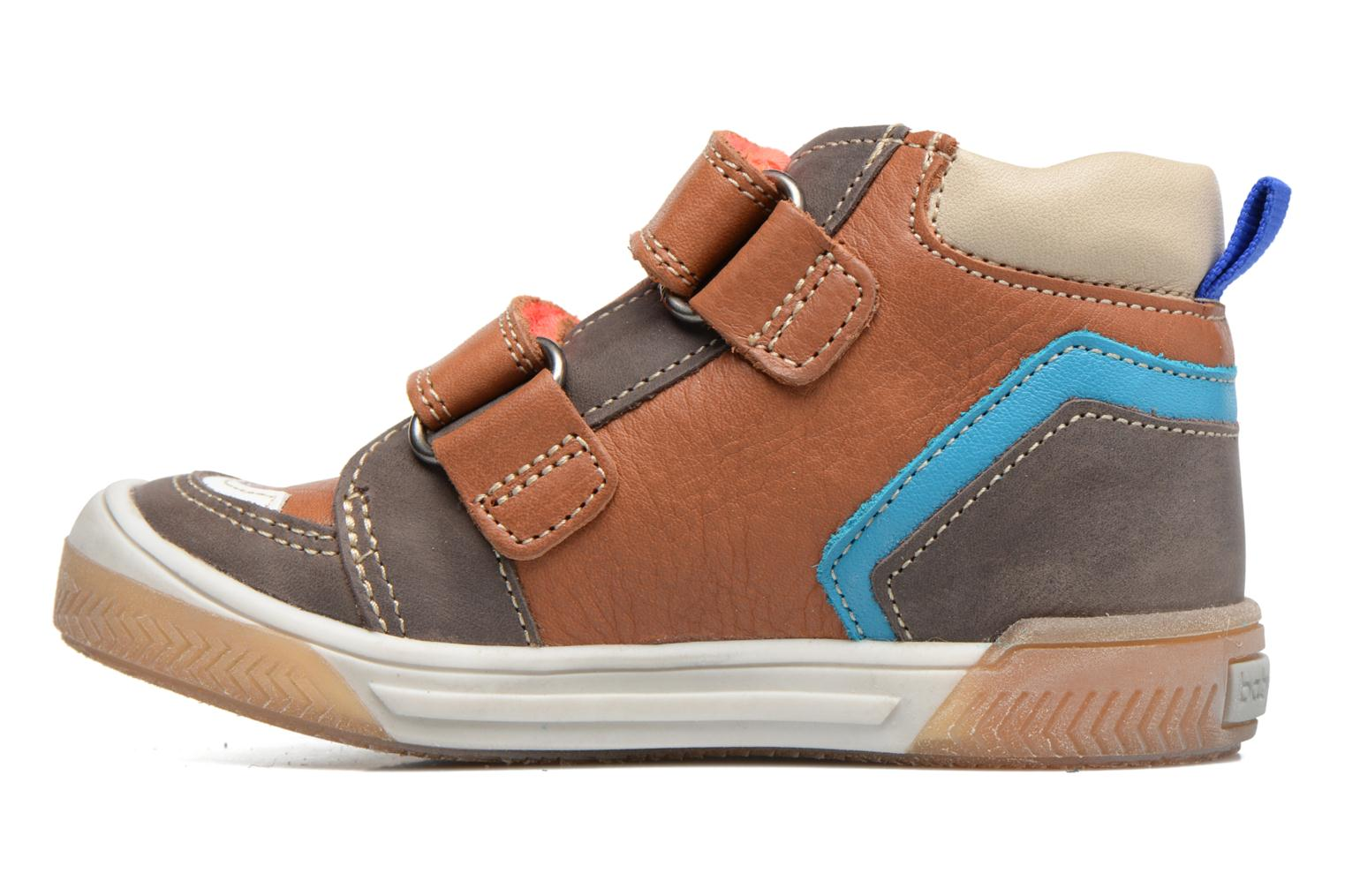 Trainers Babybotte Atol Brown front view