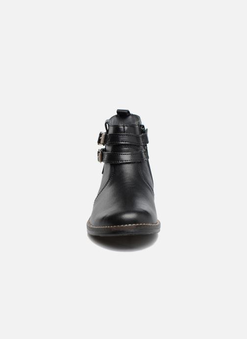 Boots Babybotte Nuit Svart bild av skorna på
