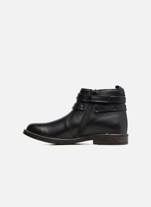 Boots en enkellaarsjes Babybotte Nuit Zwart voorkant