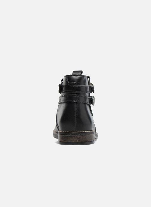 Boots en enkellaarsjes Babybotte Nuit Zwart rechts