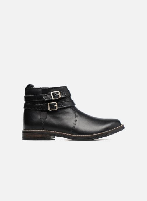 Boots en enkellaarsjes Babybotte Nuit Zwart achterkant