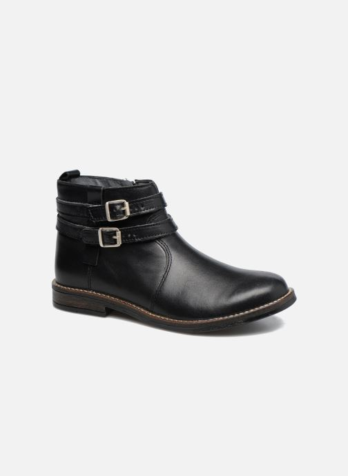 Boots en enkellaarsjes Babybotte Nuit Zwart detail