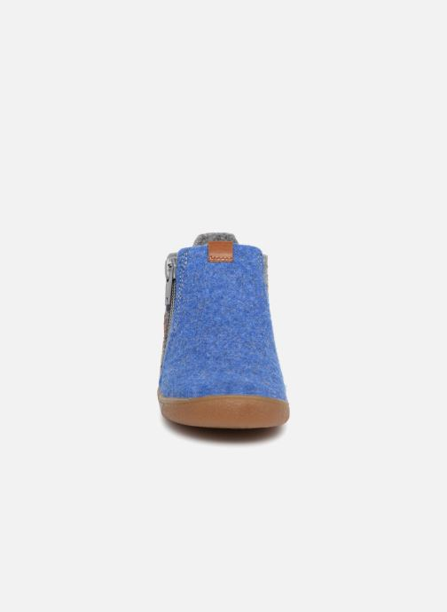 Slippers Babybotte Maxime Multicolor model view