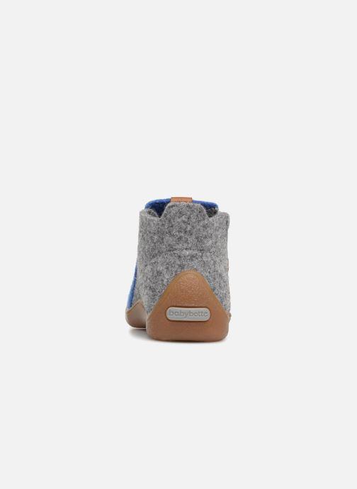 Chaussons Babybotte Maxime Multicolore vue droite