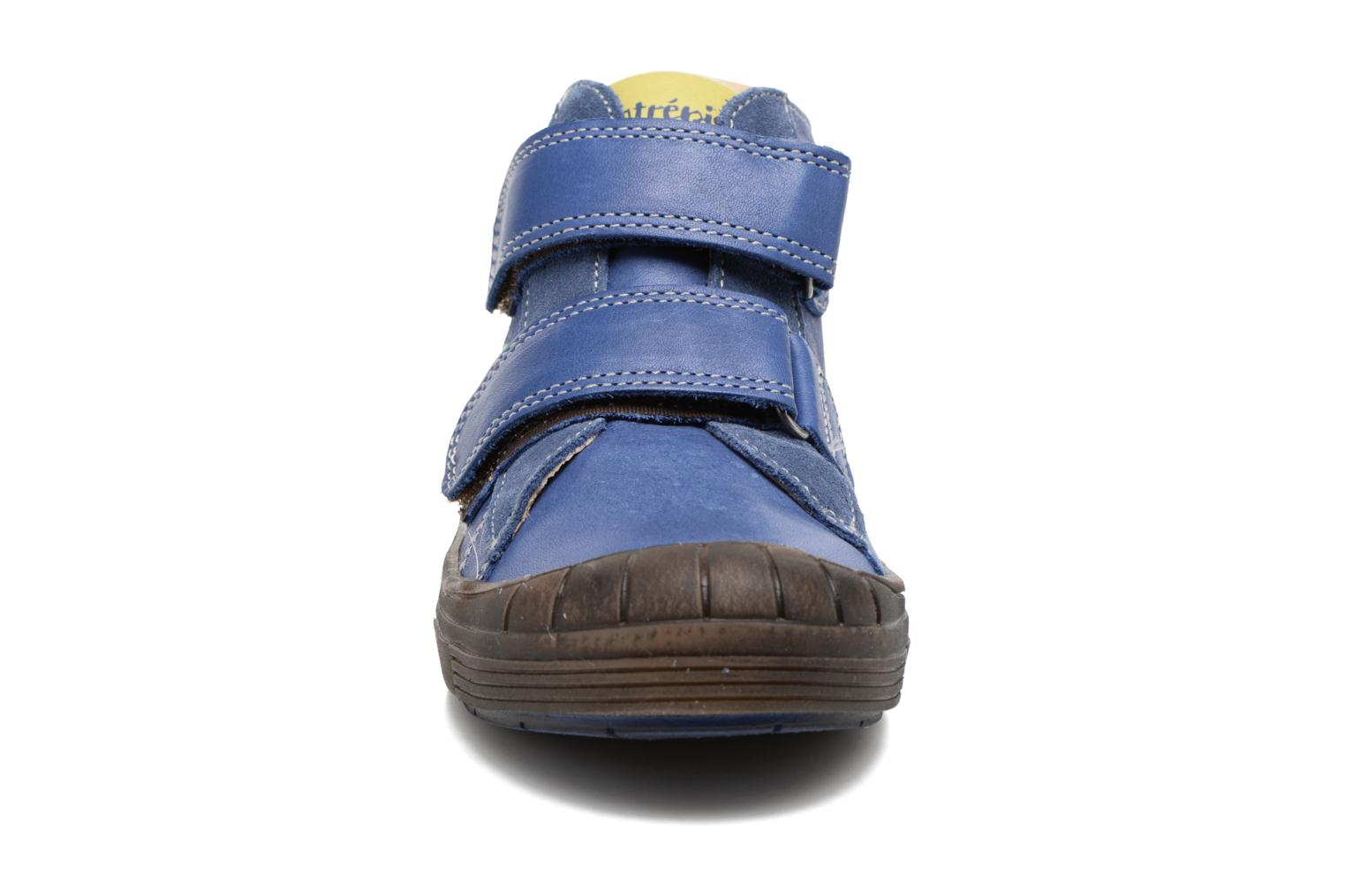 Trainers Babybotte Kongo Blue model view