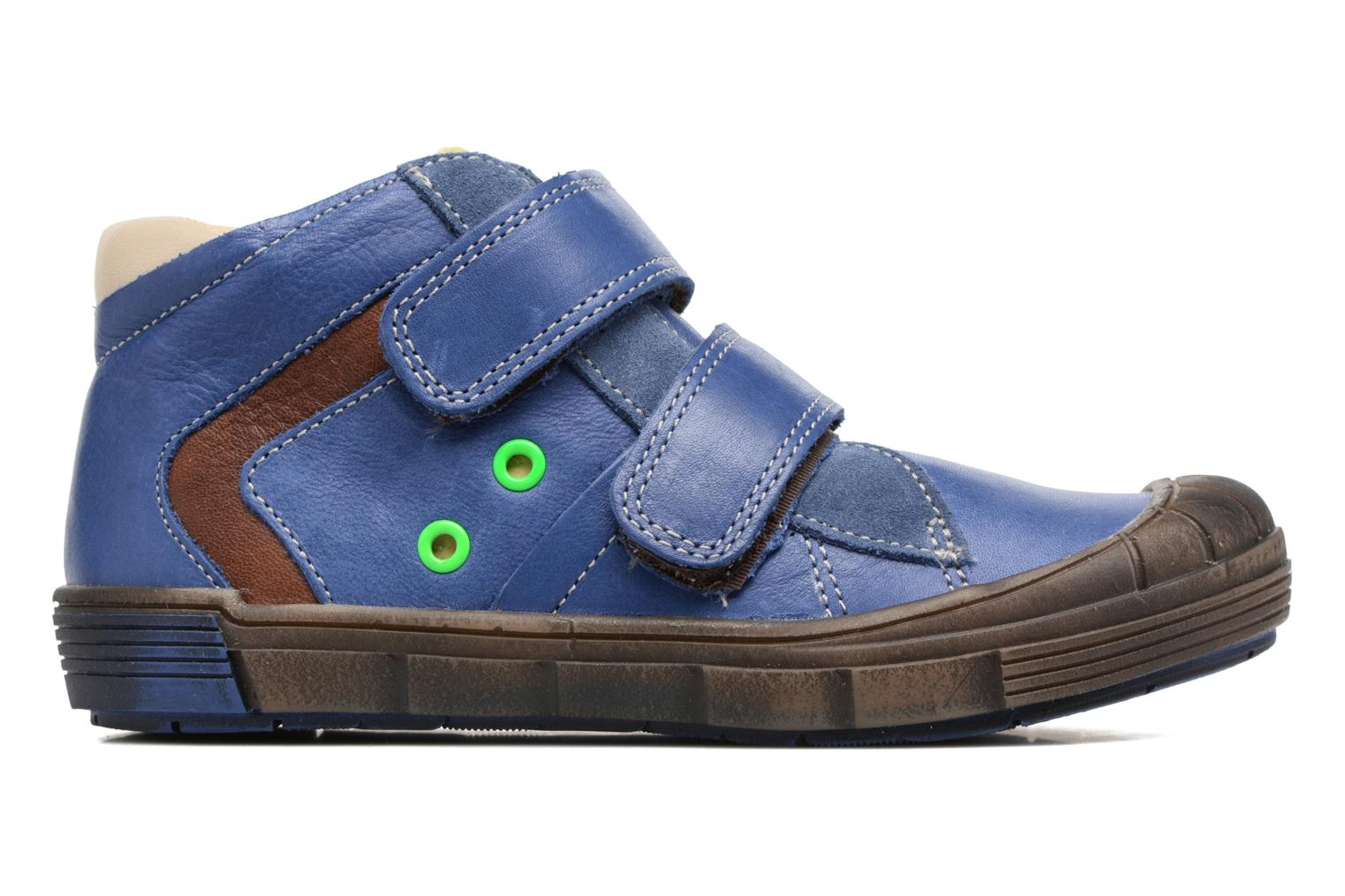 Trainers Babybotte Kongo Blue back view