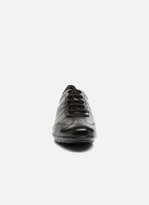 Sneakers Geox U Symbol B U74A5B Zwart model