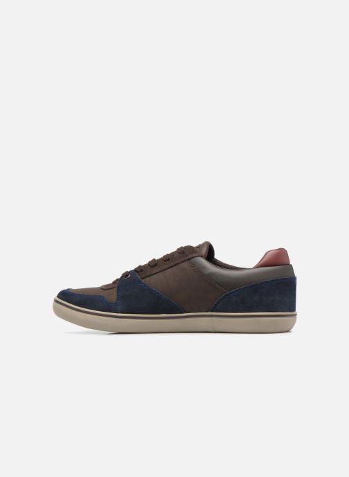 Sneaker Geox U Box A U74R3A blau ansicht von vorne