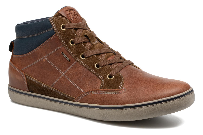 Sneakers Geox U Box C U74R3C Bruin detail