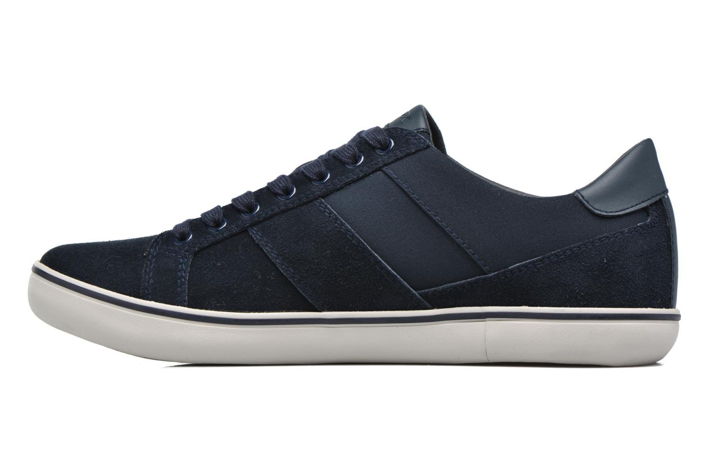Sneakers Geox U Box I U74R3I Blauw voorkant